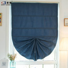 Guangzhou Wholesale Folding Roman Blind Uv Protection Fabric Roman Blinds for window