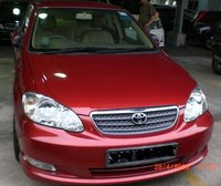 Corolla Altis1.6a used car for export