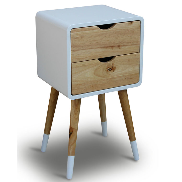 Modern Scandinavian Furniture Wooden Oak Legs Drawers Chest <strong>Cabinets</strong>