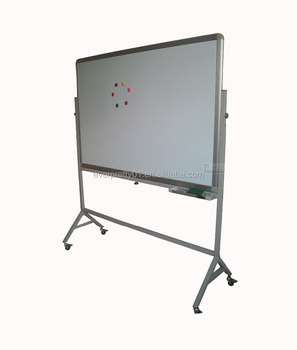 Classroom Furniture Mobile Whiteboard With Stand Classroom White Board Buy Moving Cork Pin Boardmoving Cork Pinboardmoving Cork Soft Board Product