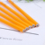 7inch Custom Logo Drafting Wooden H2 Pencil