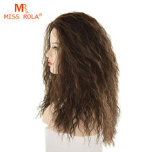 Miss Rola Hair Products kanekalon synthetic wig hair SSAF-1851A curly wigs
