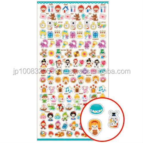 Petit Sticker 72419 fairy tale _ Fairy _ sticker paper _ paper craft _ most popular products