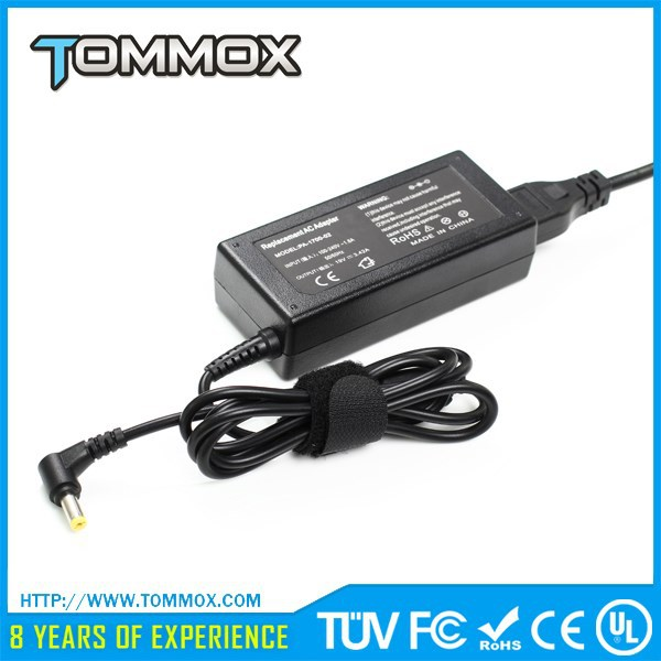 AC Adapter Charger Power Supply Cord for eMachines 19V 3.42A 65W For Acer