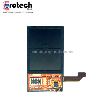 3.7inch oled lcd 480*800 AMS369FG06 panel