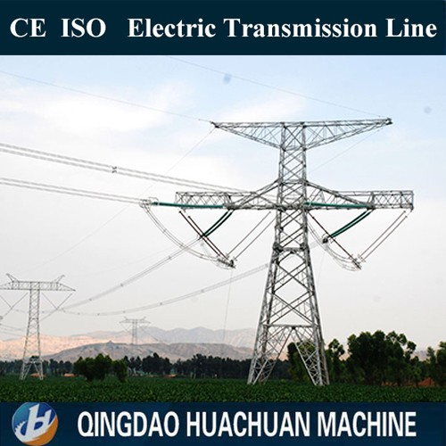 Aluminum Cable Overhead Power Transmission Line