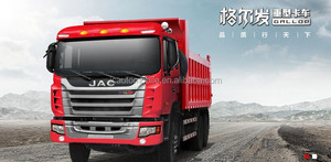 China cheap tipper truck/dump truck/benne camion 4*2 JAC tipper for sale