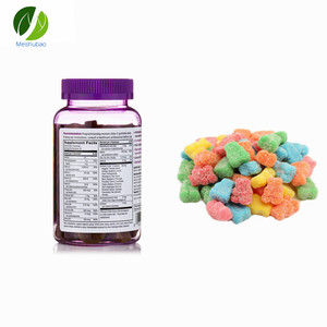 Wholesale halal colorful jelly gummy candy