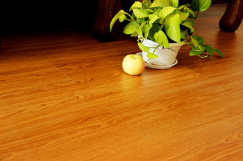 SWANFLOR wood plank embossed loose lay pvc flooring
