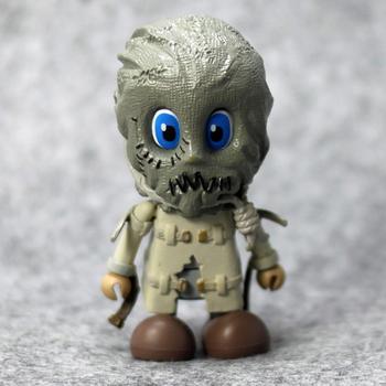 Giocattolo di plastica figure del fumetto plants vs zombies figure