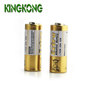 Eco-friendly High Quality Super Golden Power A23 Alkaline Battery 12v 23A Camera Battery