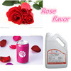 hot! wholesell Food Flavor flower Essence rose flavor for beverages/ backery /candy/ rose flavor liquid