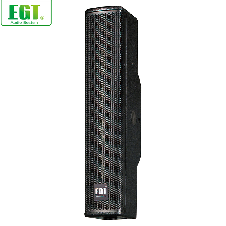 China factory supply 1-way audio outdoor amplifier column loudspeaker