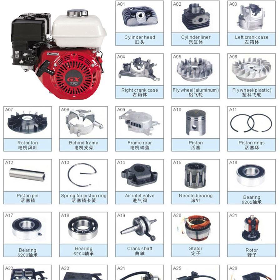 Gasoline Engine Kit,Engine Spare Part - Buy Gasoline Engine Kit ...