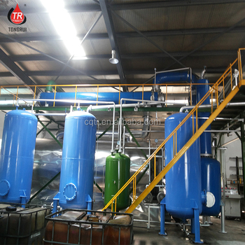 Chongqing supplier used engine oil recycling plant buy for Motor oil recycling center