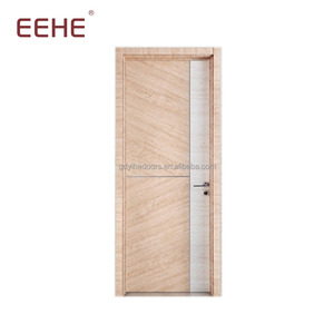 cheap PVC flush door design for toilet