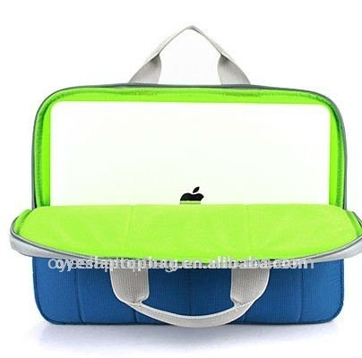 2012 hot-selling waterproof neoprene laptop sleeve bag