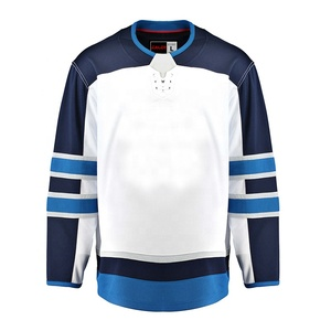 2019 new style cheap wholesale blank hockey jersey practice jersey
