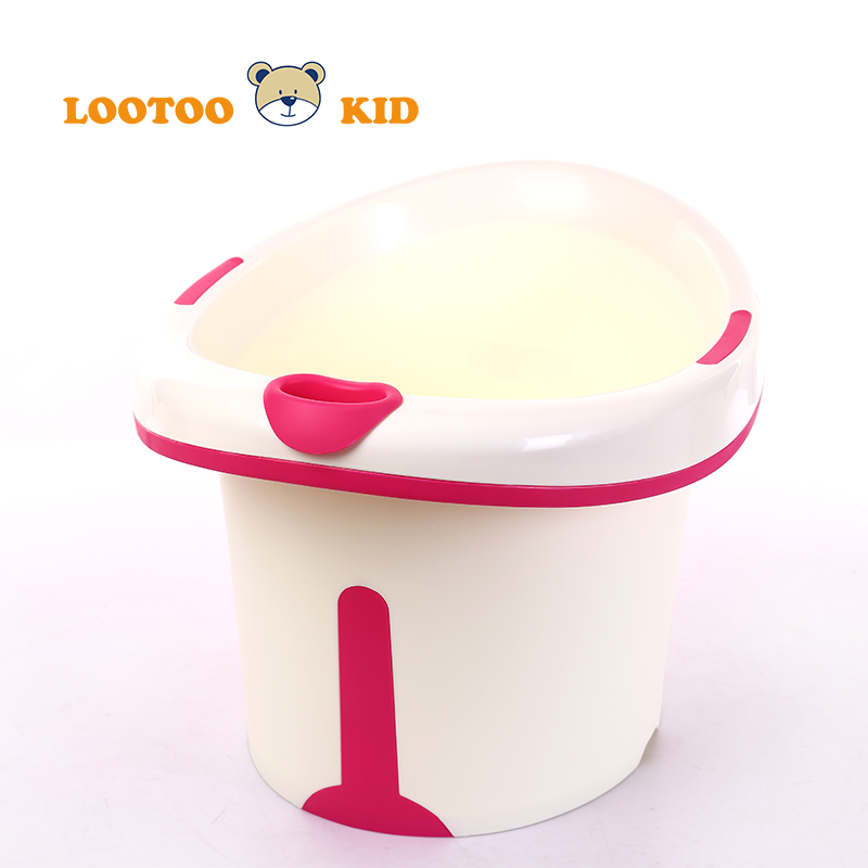 Alibaba china factory hot selling cheap price plastic baby kids soaking baby bath tub