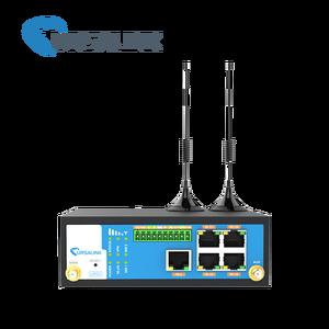 UR55 M2M 4G LTE Router with OpenWRT VPN IPSec Modbus