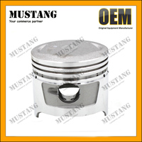 CD70 Engine Piston for Motorcycle with Top Quality