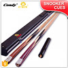 O'MIN GUNMAN O'MIN 1 Piece Maple Wood+Black Ebony+rosewood Wood Handmade Snooker Cue
