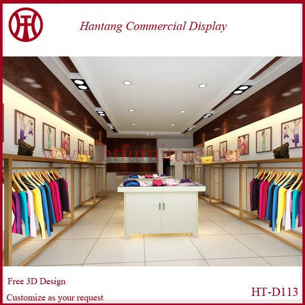 Garments Shop Decoration Suppliers And Manufacturers At Alibaba