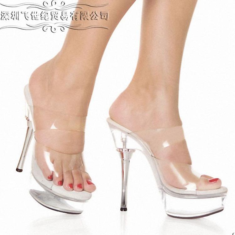 957ee9e0c27 Get Quotations · 2015 Top Sale Unisex Basic Plastic Slip-on Office   Career  Wide(c