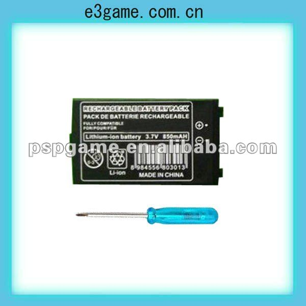 Rechargeable Battery Pack for DS battery