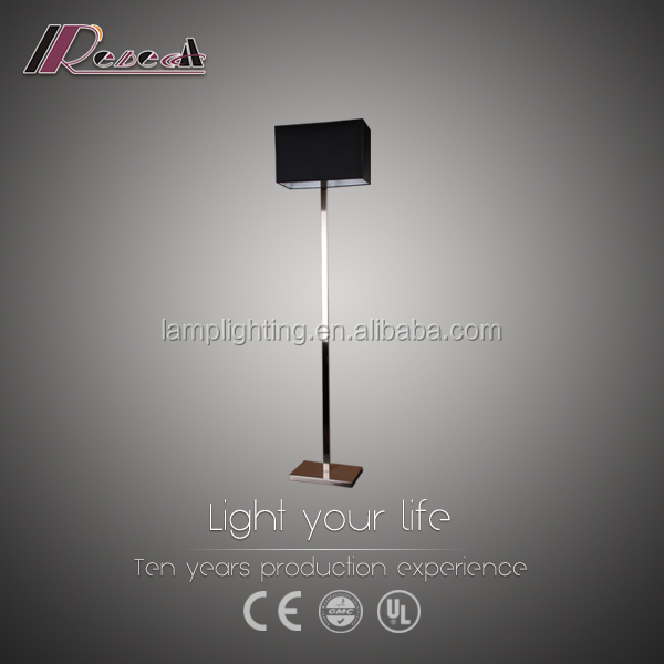 Less Expensive Hotel Standing Floor Lamp For Hotel Project