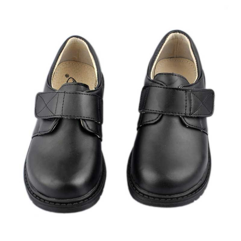 MIGO BABY Childs Grils Leather T-Shaped Strap Oxford Shoes School Dress Princess Mary Janes Shoes