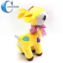 New Design Best Price OEM Accept Soft Material Animal Plush Toy Factory In China