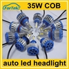 dc 12v 35w led car headlight kit h1 h3 h4 h7 h11 h13 9004 9005 9006 9007 880