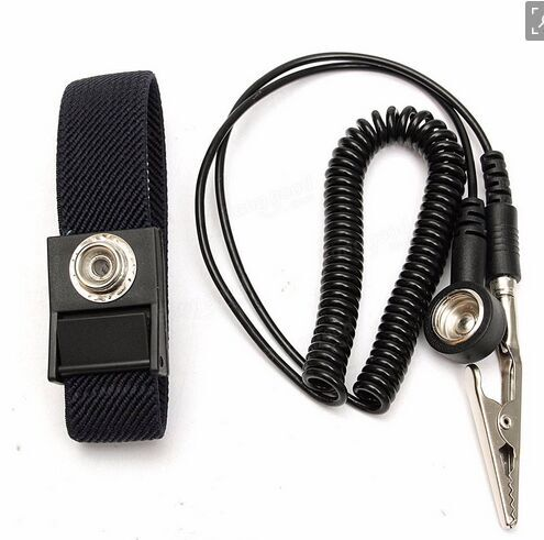Hand & Power Tool Accessories Cordless Wireless Adjustable Anti Static Bracelet Electrostatic Esd Discharge Cable Wrist Band Strap Hand Unequal In Performance Back To Search Resultstools