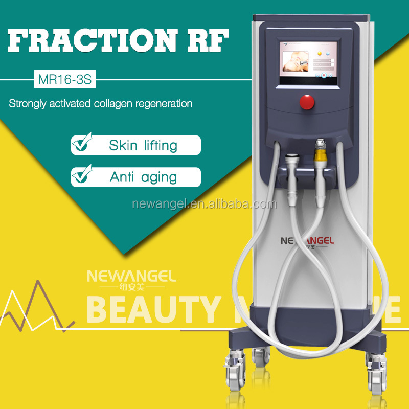 Skin rejuvenation micro needle therapy / fractional rf needle device
