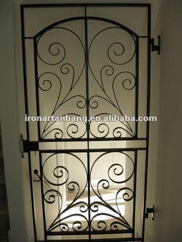Ornamental Indoor Wrought Iron Gate Design G 0070 Buy