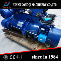 Travelling Wire Rope or Steel Rope Electric Hoist 3 Ton Price