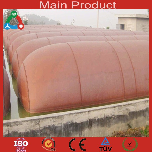 Sunrise technology international project finance customized portable collapsible biogas automatic farm for cows