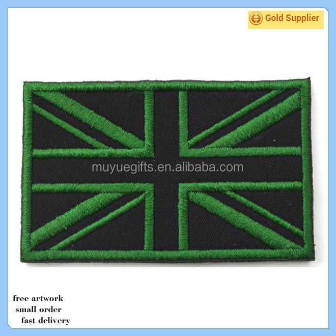 embroidered patch china manufacturer custom personalized embroidery patch