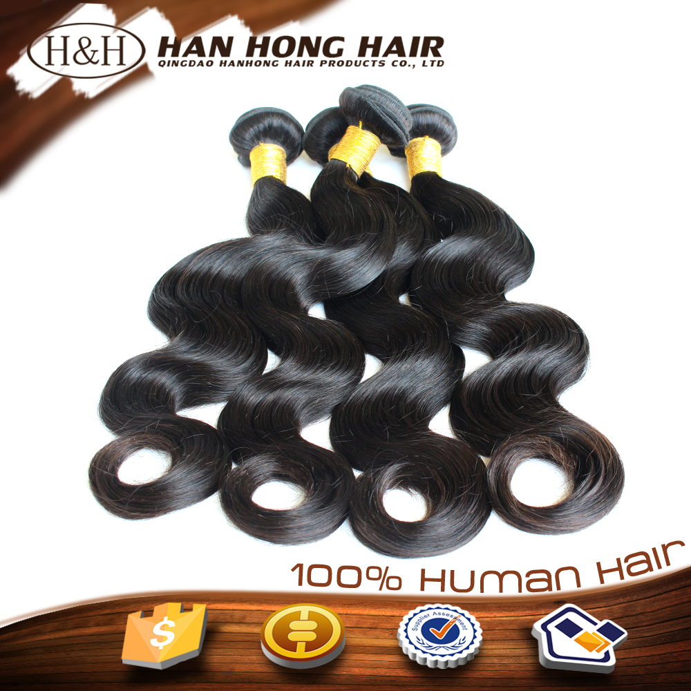 fast shipping unprocessed human hair extension virgin hair product containers