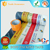Colored Opp Material Pressure Sensitive Adhesive Type Adhesive Tape With Printing