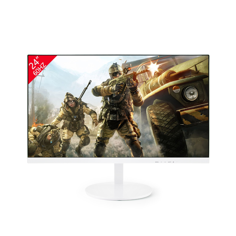 4k pc computer 144hz 1080 24inch hd gaming monitor VGA+HD-MI+DC