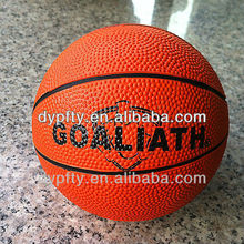 cheap rubber basketballs promotional items 3#