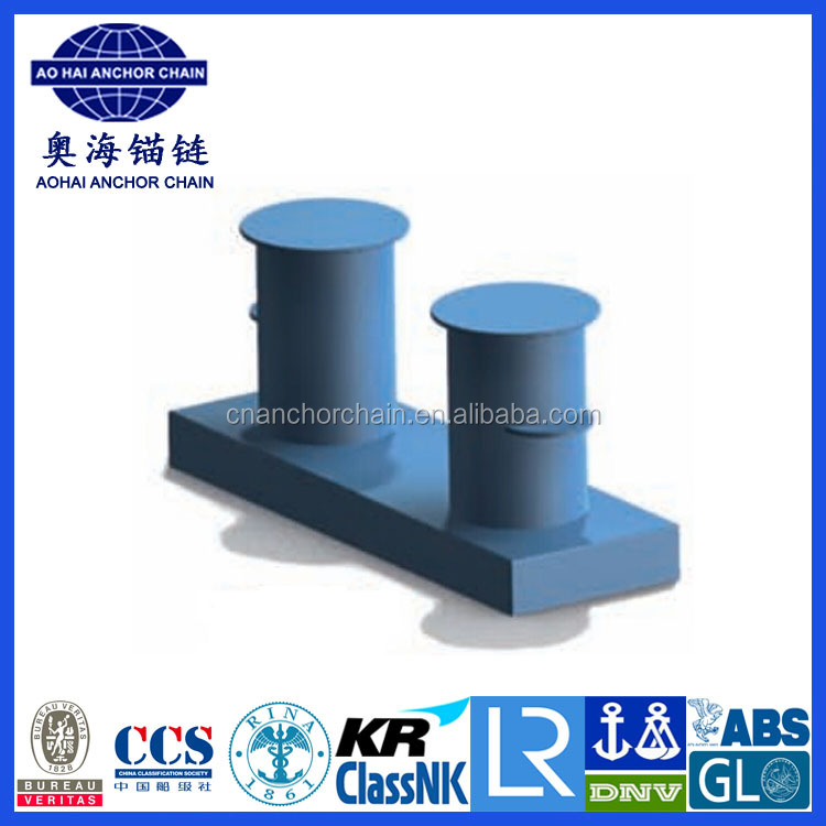 Double Bollard ISO shape
