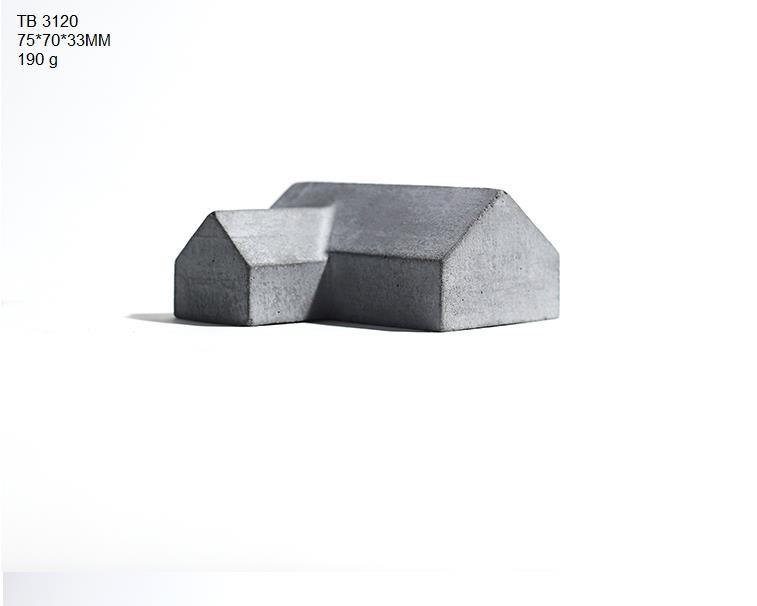 Small Room Decoration Cement Micro Architecture Model