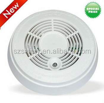 hot wired smoke detector