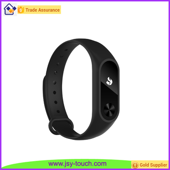 Fashion Fitness Miband Xiaomi Mi Band 2 Smart Watch With Heart ...