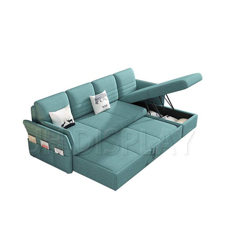 Modern European Style Design Sofa Cum Bed With Storage   Buy Sofa