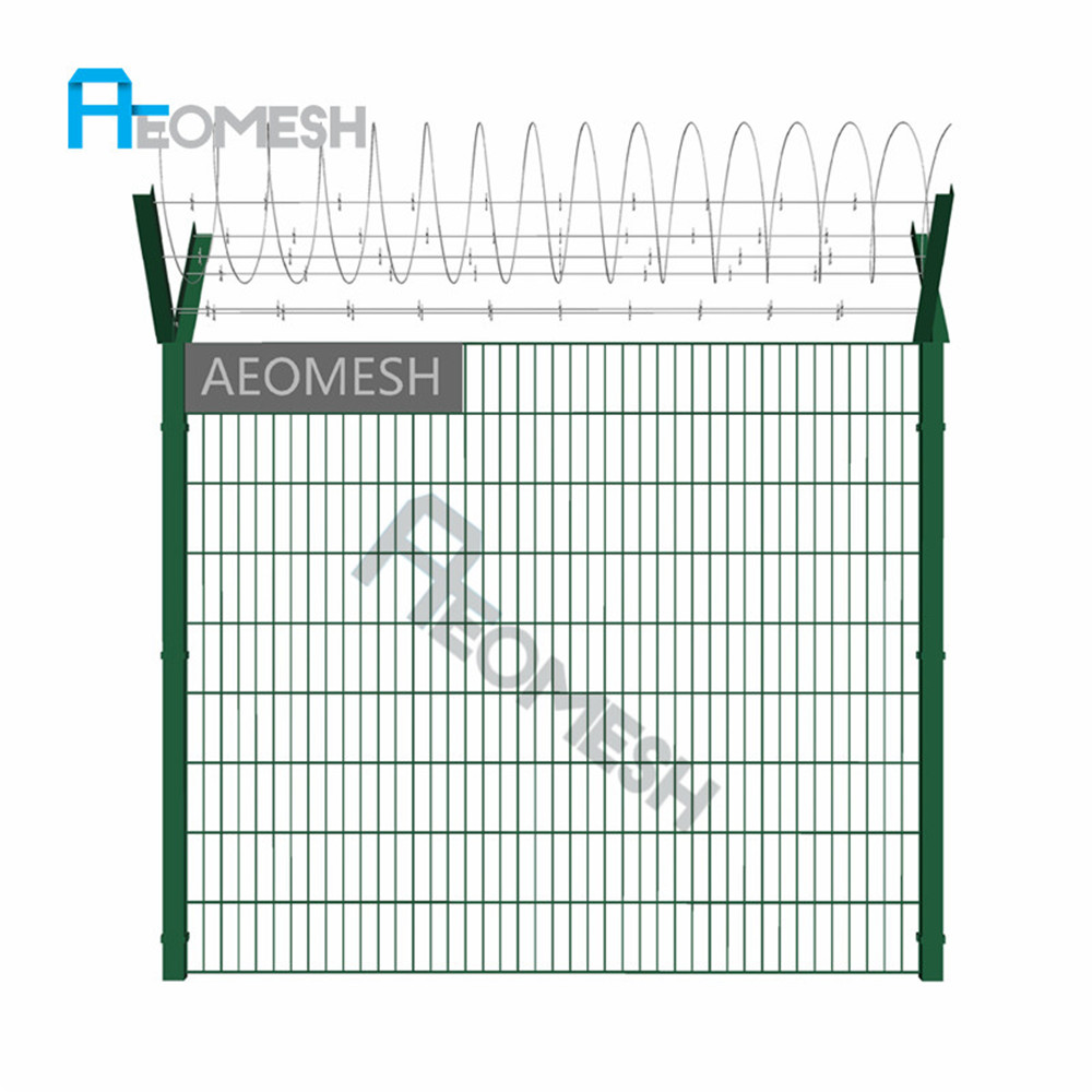 Welded Wire Mesh Fence Gate, Welded Wire Mesh Fence Gate Suppliers ...