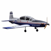 "airplane gas engine T-6A Texan 78.7"" aircraft oracover film fuselage for sale"